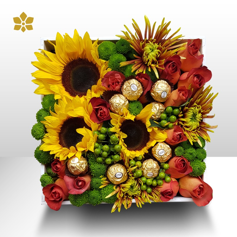 Sunflower Surprise Box