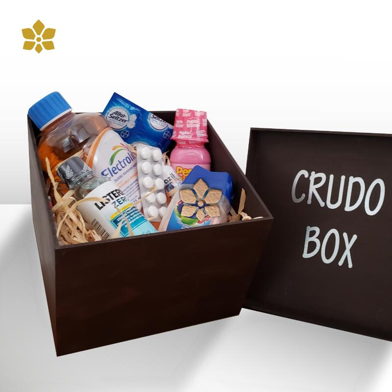 Crudo Box