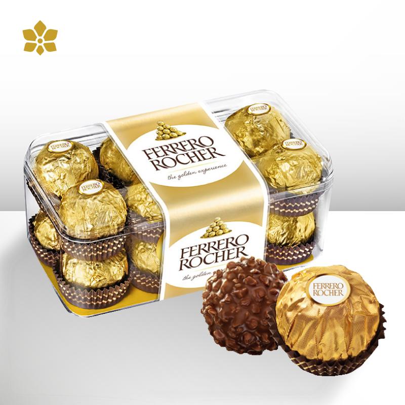 Chocolates Ferrero 16 Piezas